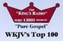 WKJV Radio's Top 100 Sites